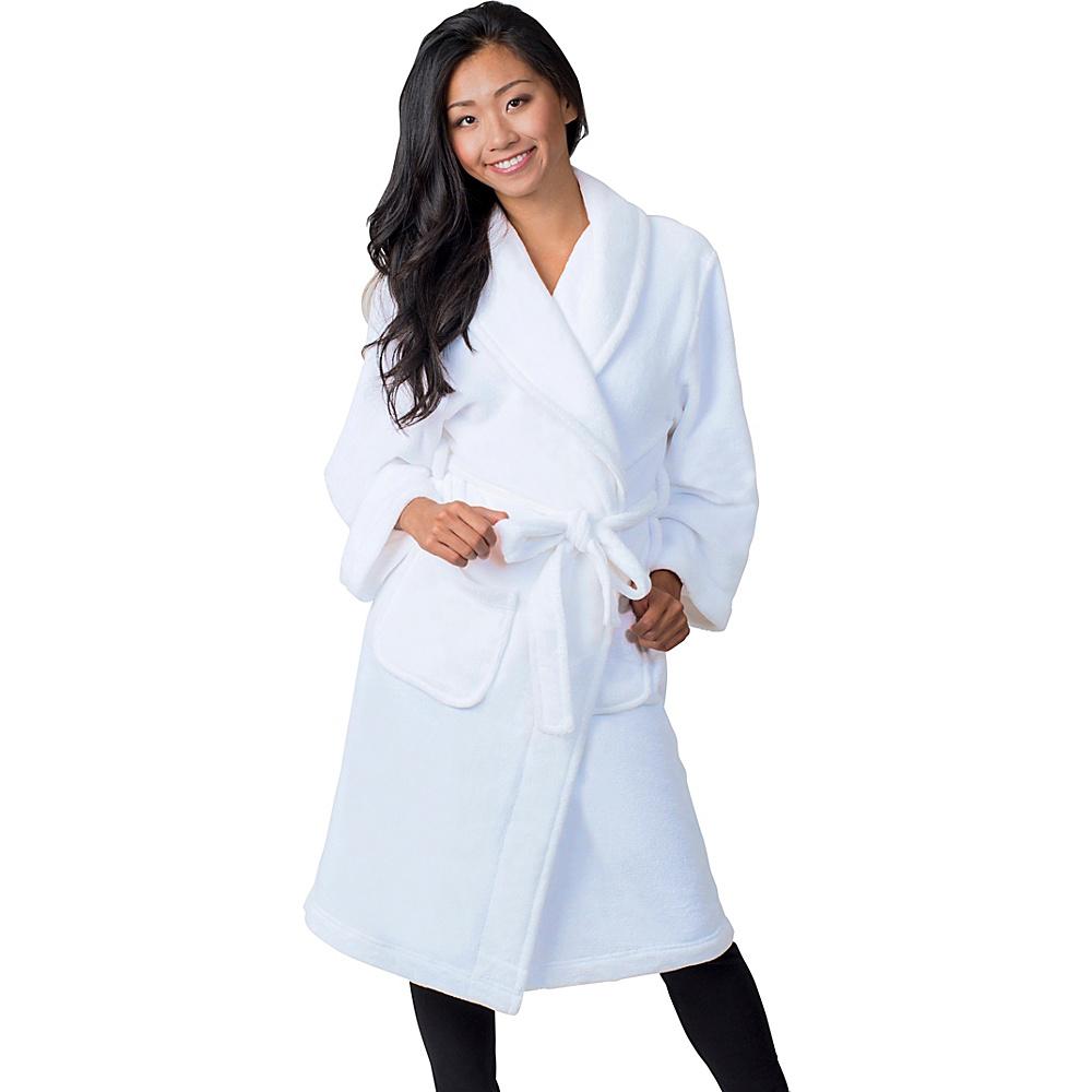 Colorado Clothing Spa Robe Spa Blue Small Medium Colorado Clothing Women s Apparel