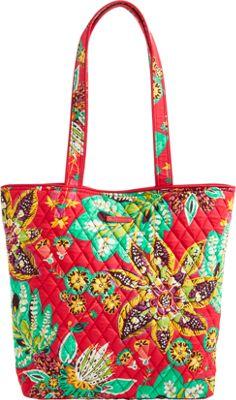 Vera Bradley Tote 2.0 Rumba - Vera Bradley Fabric Handbags