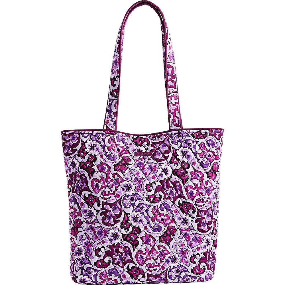 Vera Bradley Tote 2.0 Lilac Paisley - Vera Bradley Fabric Handbags - Handbags, Fabric Handbags