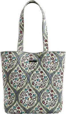 Vera Bradley Tote 2.0 Heritage Leaf - Vera Bradley Fabric Handbags