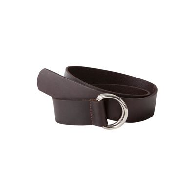 Mountain Khakis Leather D-Ring Belt L - Brown - Mountain Khakis Other Fashion Accessories