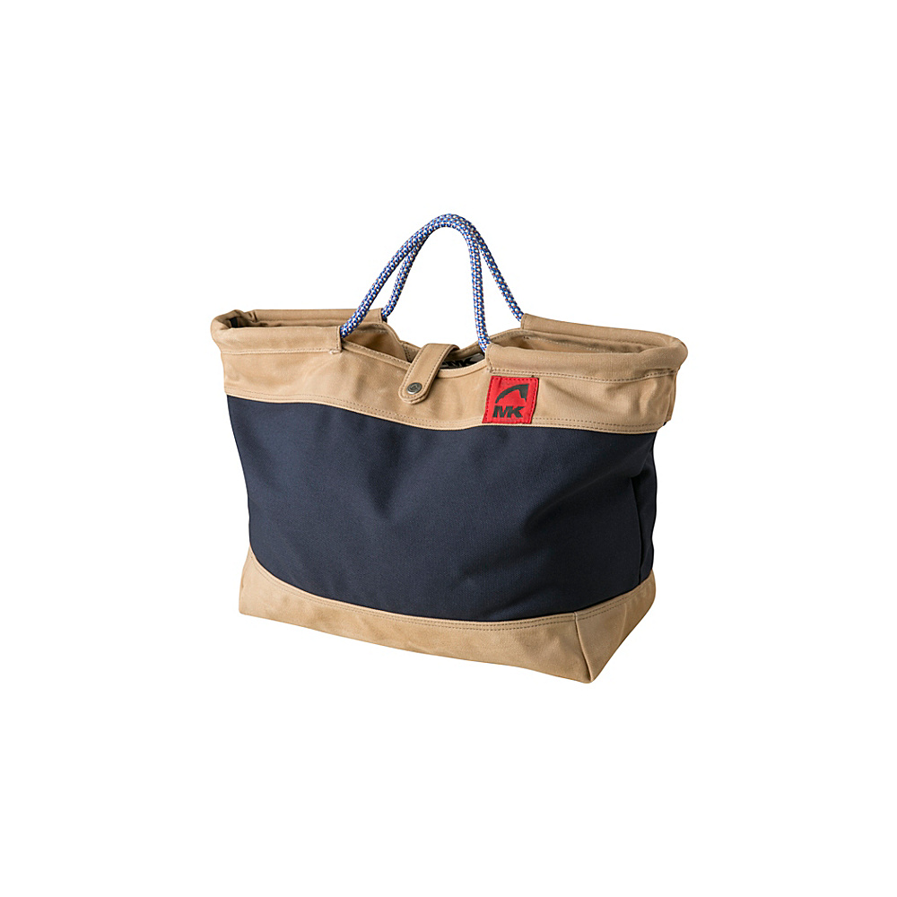 Mountain Khakis Market Tote Bag Navy - Mountain Khakis All-Purpose Totes - Travel Accessories, All-Purpose Totes