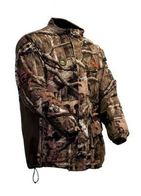My Core Control Heated Hunting Jacket L - Mossy Oak Infinity Break-Up Camo - My Core Control Men's Apparel