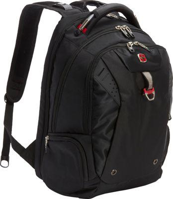 SwissGear Travel Gear Scansmart Backpack 5902 - EXCLUSIVE Black / Red - SwissGear Travel Gear Business & Laptop Backpacks
