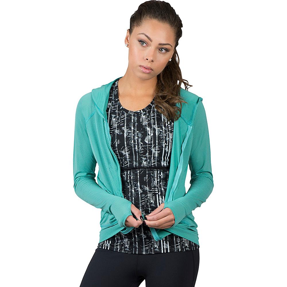 Soybu Wendy Hoody L - Watercress - Soybu Womens Apparel - Apparel & Footwear, Women's Apparel