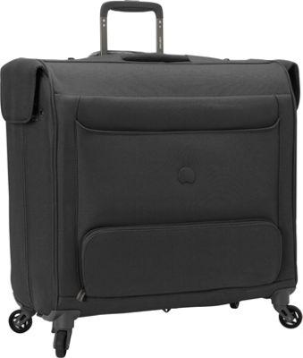 Delsey Chatillon Spinner Trolley Garment Bag Black - Delsey Garment Bags