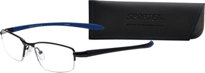 Select-A-Vision SportexAR Reading Glasses +2.50 - Blue - Select-A-Vision Sunglasses