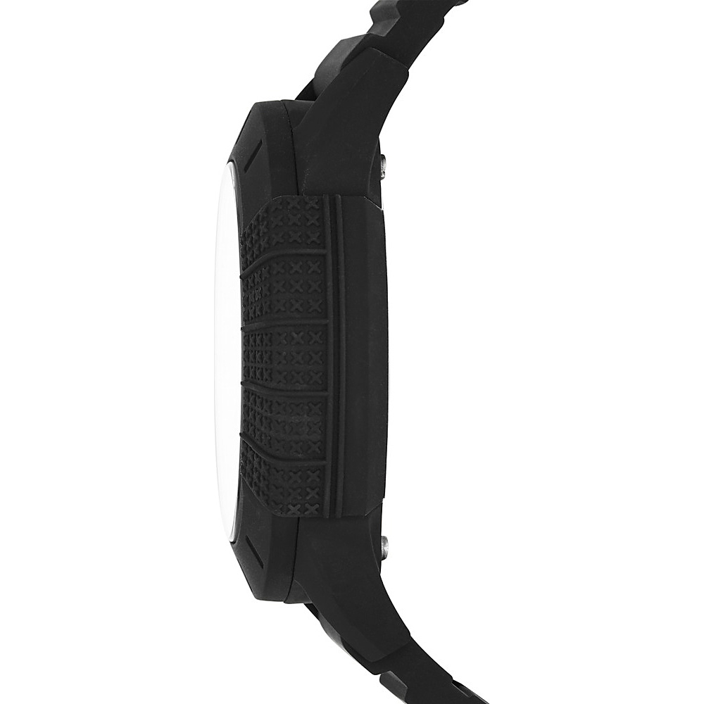 adidas watches ADH-1969 Three Hand Silicone Watch Black - adidas watches Watches