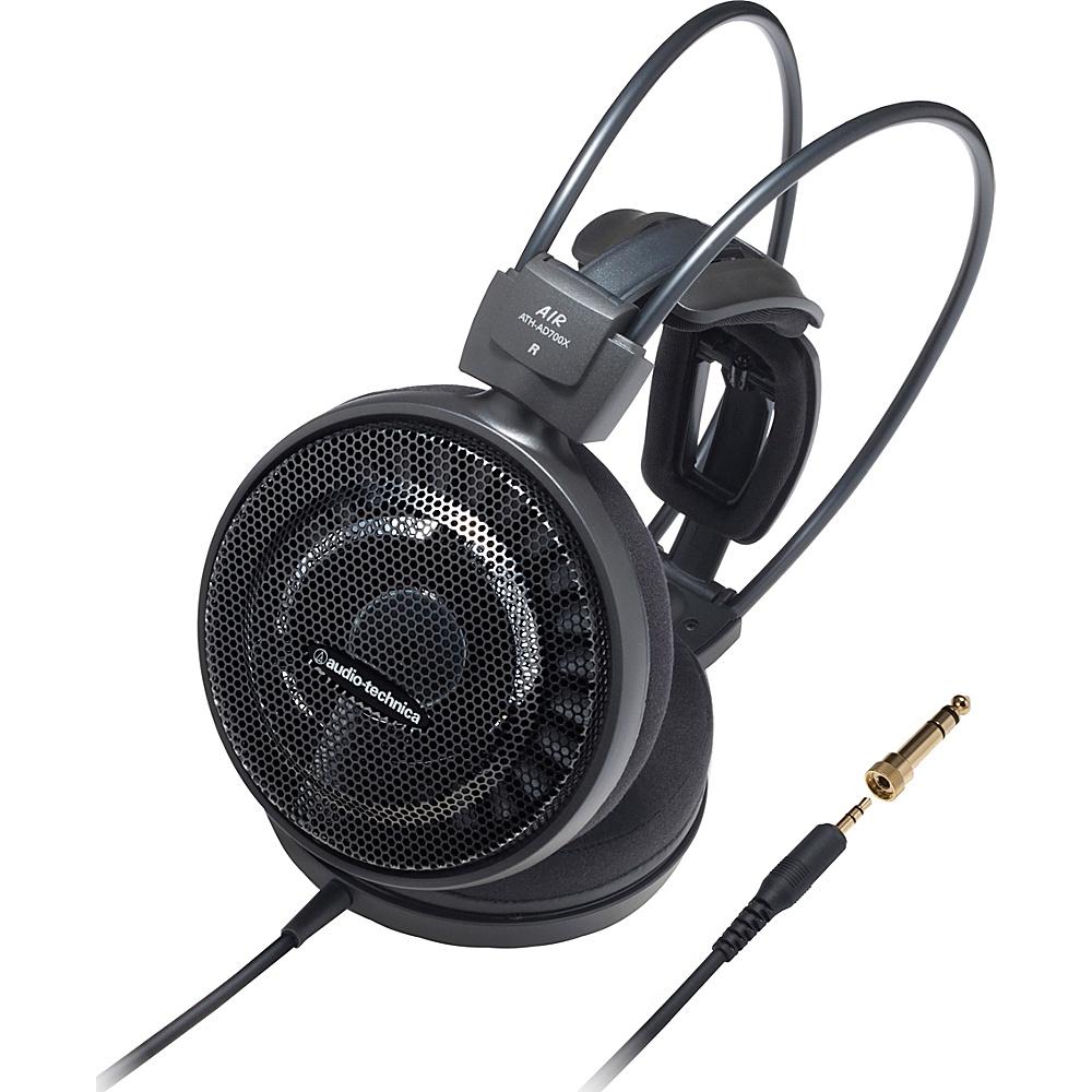 Audio Technica Audiophile Open Air Headphones Black Audio Technica Headphones Speakers