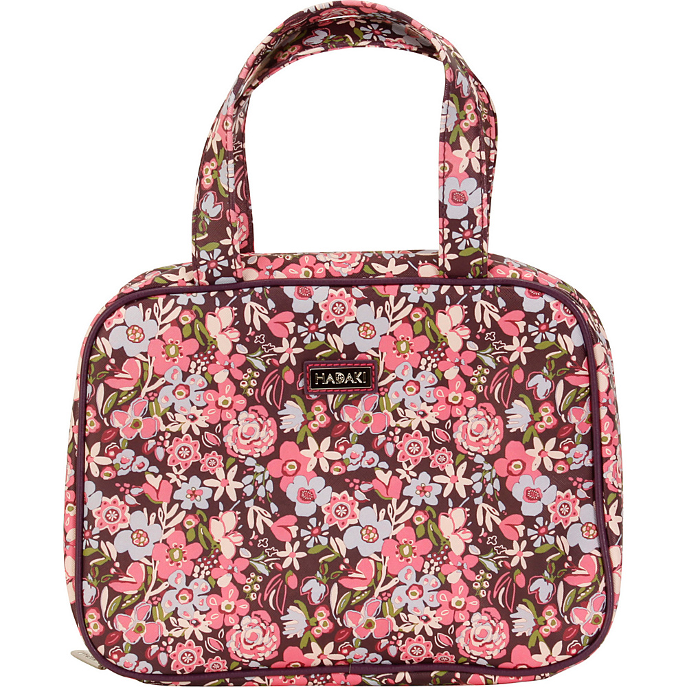 Hadaki Vegan Makeup Case Pod Blossoms - Hadaki Toiletry Kits - Travel Accessories, Toiletry Kits