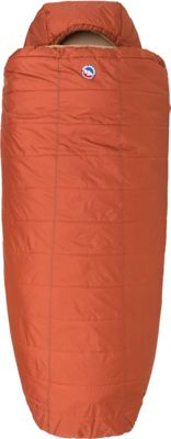 Big Agnes Big Agnes Hog Park 20 Thermolite Extra Sleeping Bag Spice - Long - Big Agnes Outdoor Accessories