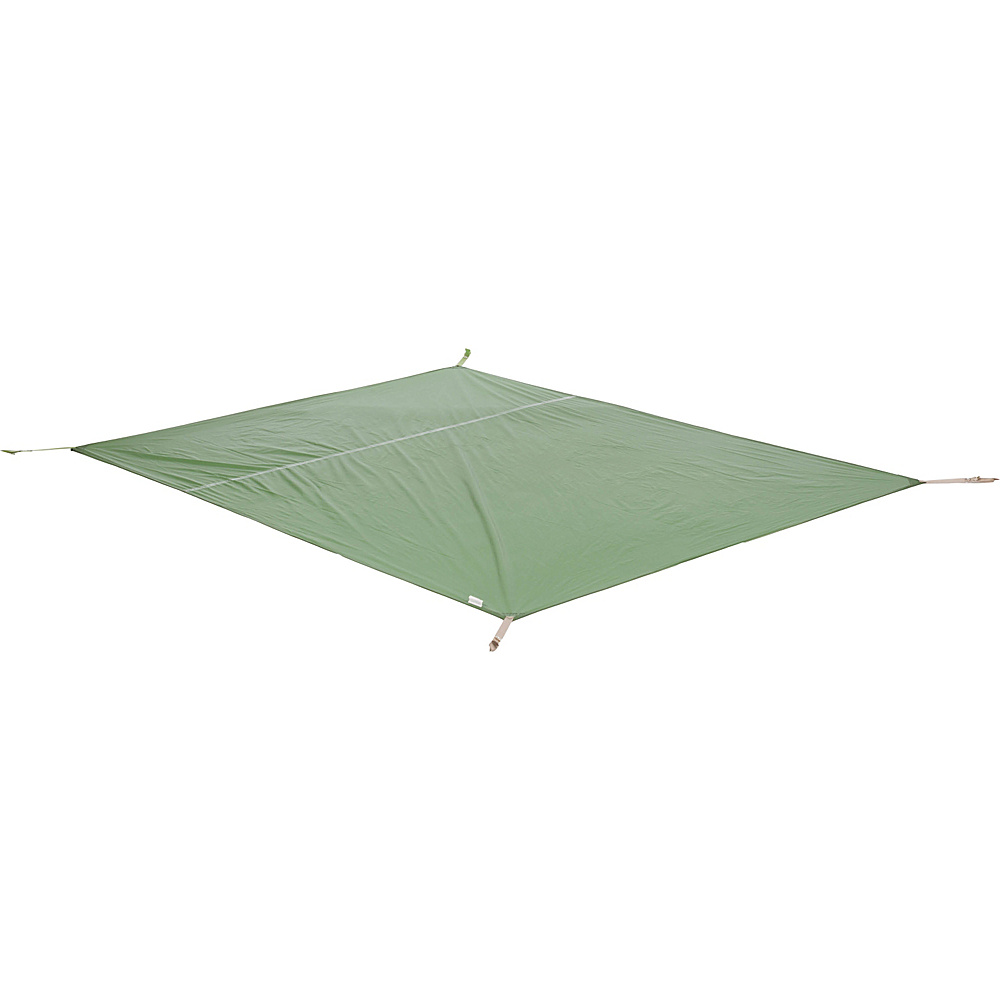Big Agnes Seedhouse SL 3 Footprint Green Big Agnes Outdoor Accessories