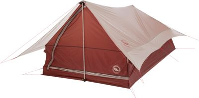 Big Agnes Scout UL 2 Person Tent Ash/Henna - Big Agnes Outdoor Accessories