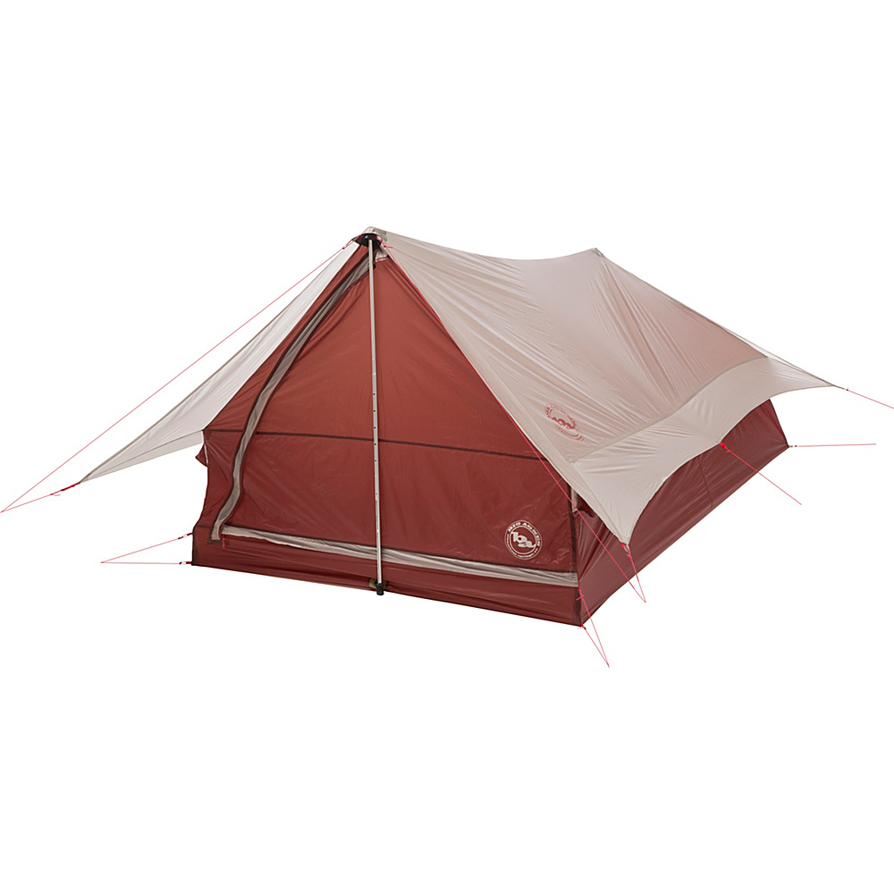Big Agnes Scout UL 2 Person Tent Ash Henna Big Agnes Outdoor Accessories