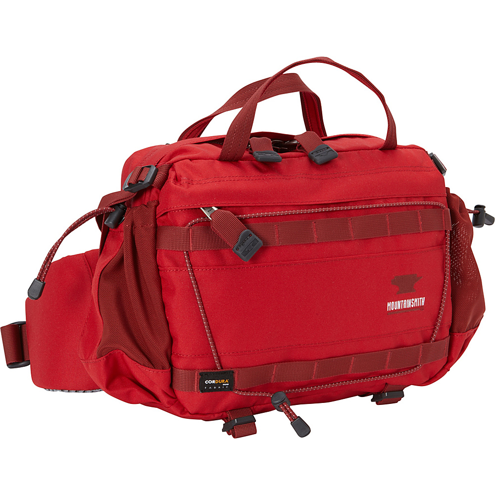Mountainsmith Tour Waistpack Heritage Red Mountainsmith Day Hiking Backpacks