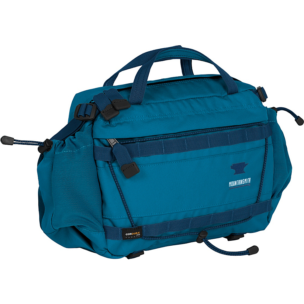 Mountainsmith Tour Waistpack Glacier Blue Mountainsmith Day Hiking Backpacks