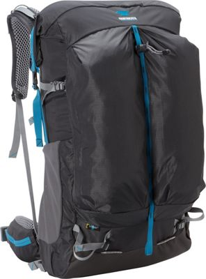 Mountainsmith Scream 55 Hiking Backpack Anvil Grey - Mountainsmith Day Hiking Backpacks