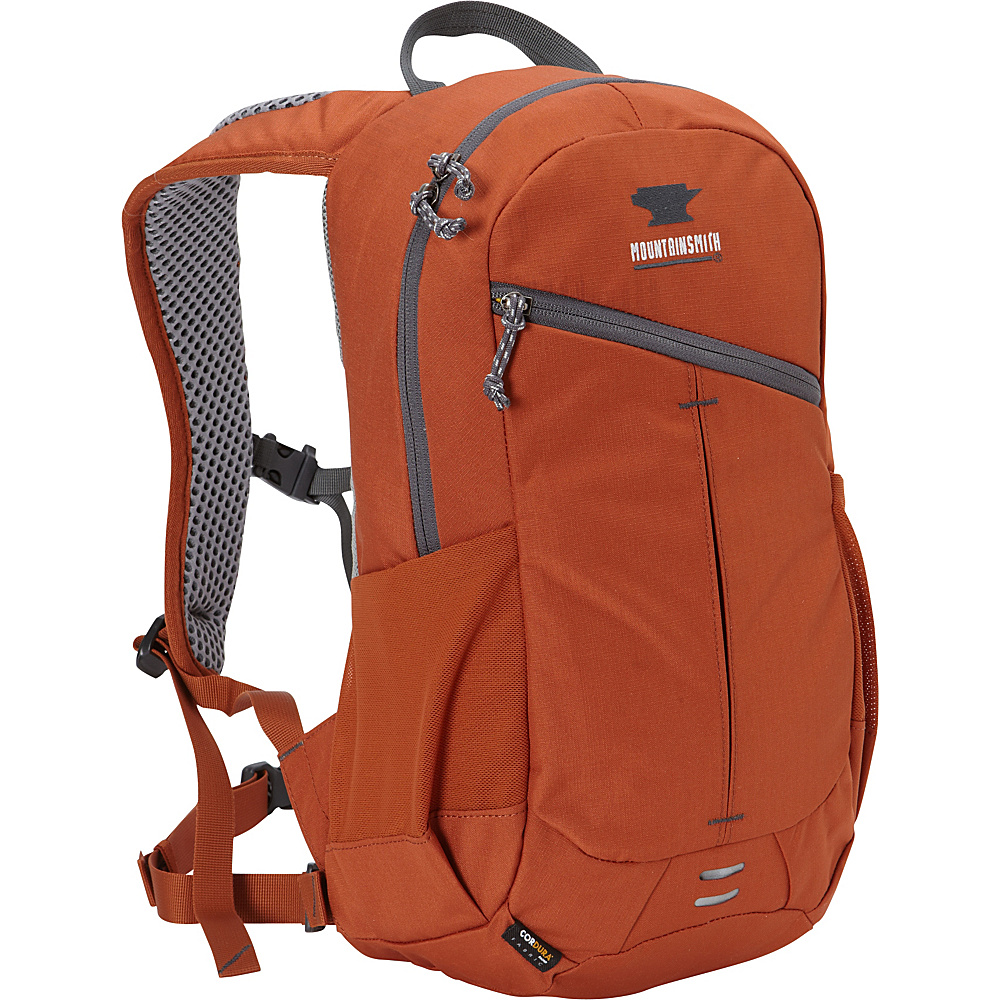 Mountainsmith Clear Creek 12 Hiking Backpack Burnt Ochre Mountainsmith Day Hiking Backpacks
