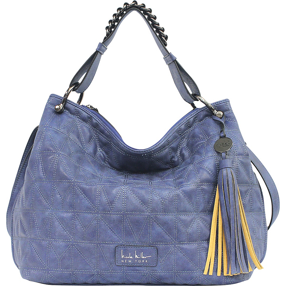 The Most Compeive Prices For Handbags Bags Totes Shoulder Travel Briefcases Clutcheore Nicole Miller New York Madison Mini Hobo