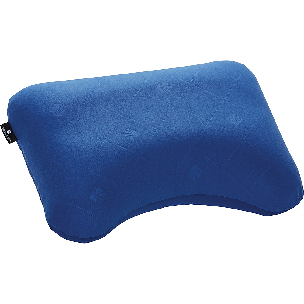 Eagle Creek Exhale Ergo Pillow Blue Sea - Eagle Creek Travel Pillows & Blankets - Travel Accessories, Travel Pillows & Blankets