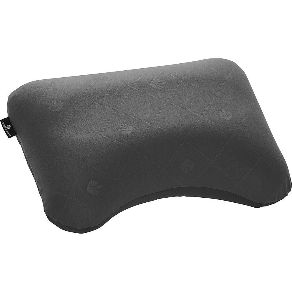 Eagle Creek Exhale Ergo Pillow Ebony - Eagle Creek Travel Pillows & Blankets - Travel Accessories, Travel Pillows & Blankets