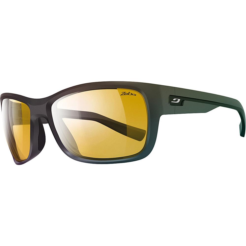 Julbo Drift Sunglasses with Zebra or Zebra Light Lens Black / Black - Julbo Eyewear