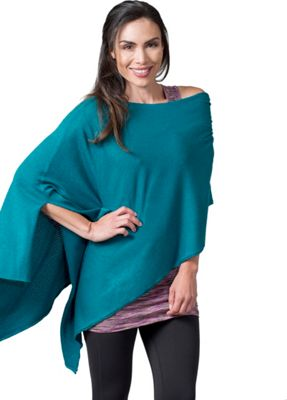 Soybu Everyday Poncho One Size  - Erinite - Soybu Women's Apparel