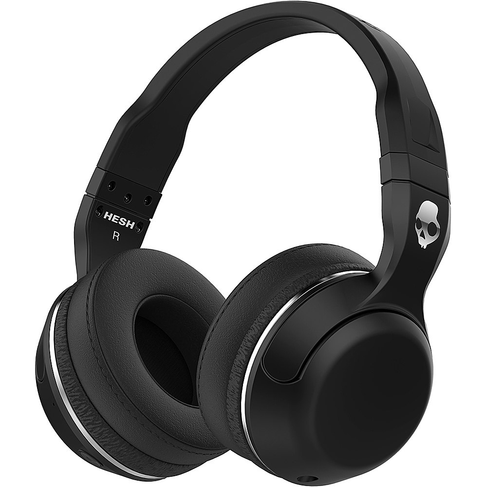 Skullcandy Ingram Hesh 2 Wireless Bluetooth Headphone Black - Skullcandy Ingram Headphones & Speakers