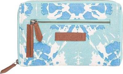Bella Taylor Signature Zip Wallet Sierra Blue - Bella Taylor Women's Wallets