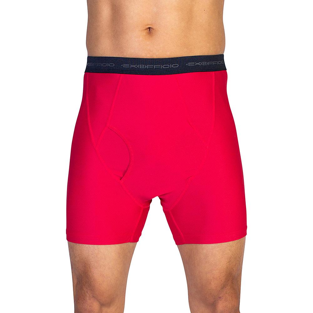 ExOfficio Give-N-Go Boxer Brief L - Stop - ExOfficio Mens Apparel - Apparel & Footwear, Men's Apparel