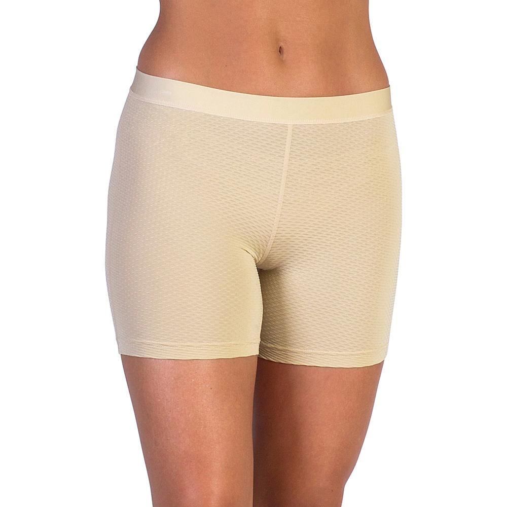 ExOfficio Give-N-Go Sport Mesh 4 Boy Short XS - Nude - ExOfficio Womens Apparel - Apparel & Footwear, Women's Apparel