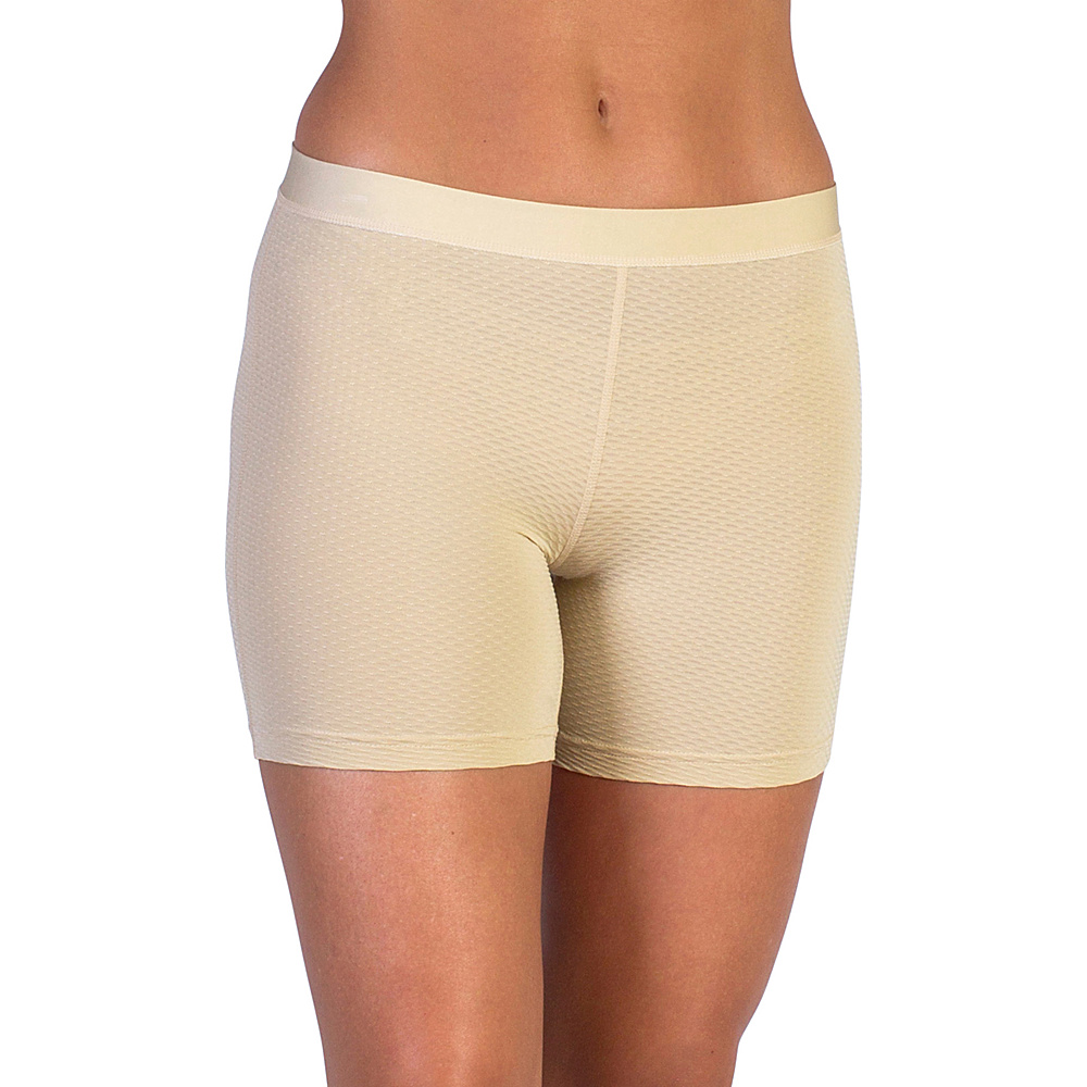 ExOfficio Give-N-Go Sport Mesh 4 Boy Short L - Nude - ExOfficio Womens Apparel - Apparel & Footwear, Women's Apparel