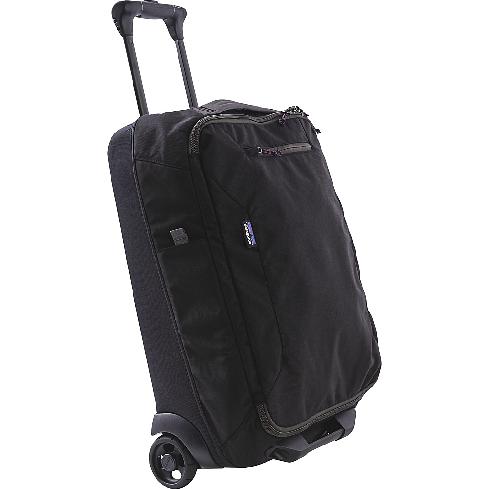Patagonia Headway Wheeled Duffel 35L Black Patagonia Softside Carry On
