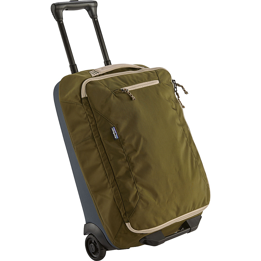 Patagonia Headway Wheeled Duffel 35L Gorge Green - Patagonia Softside Carry-On - Luggage, Softside Carry-On
