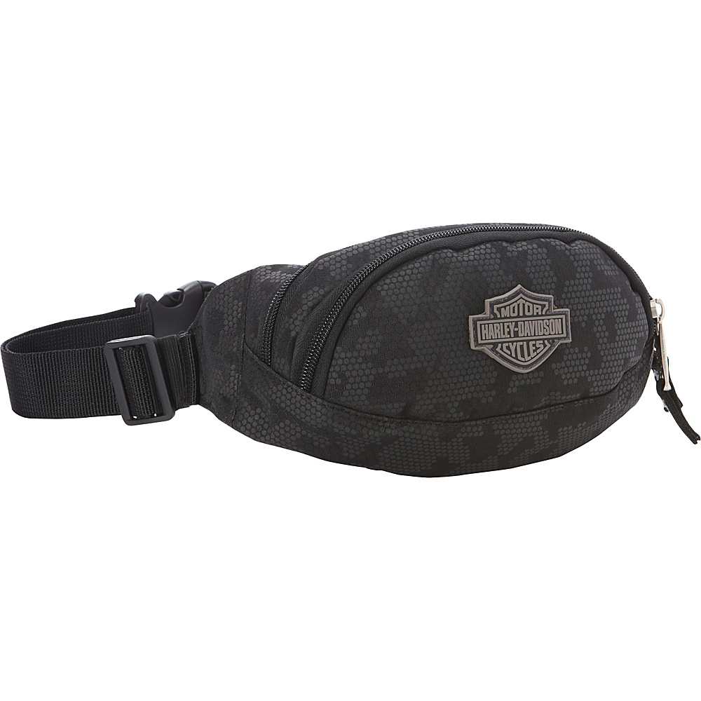 Harley Davidson by Athalon Hip Pack Night Vision - Harley Davidson by Athalon Waist Packs