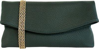 JNB Foldover Clutch Cypress - JNB Manmade Handbags