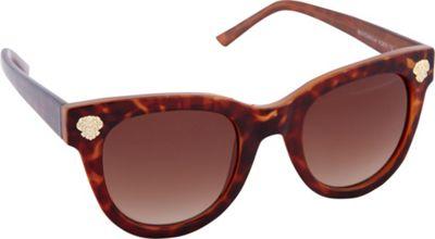 Vince Camuto Eyewear VC670 Sunglasses Tortoise - Vince Camuto Eyewear Sunglasses