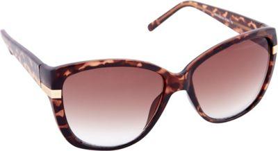 Vince Camuto Eyewear VC691 Sunglasses Tortoise - Vince Camuto Eyewear Sunglasses