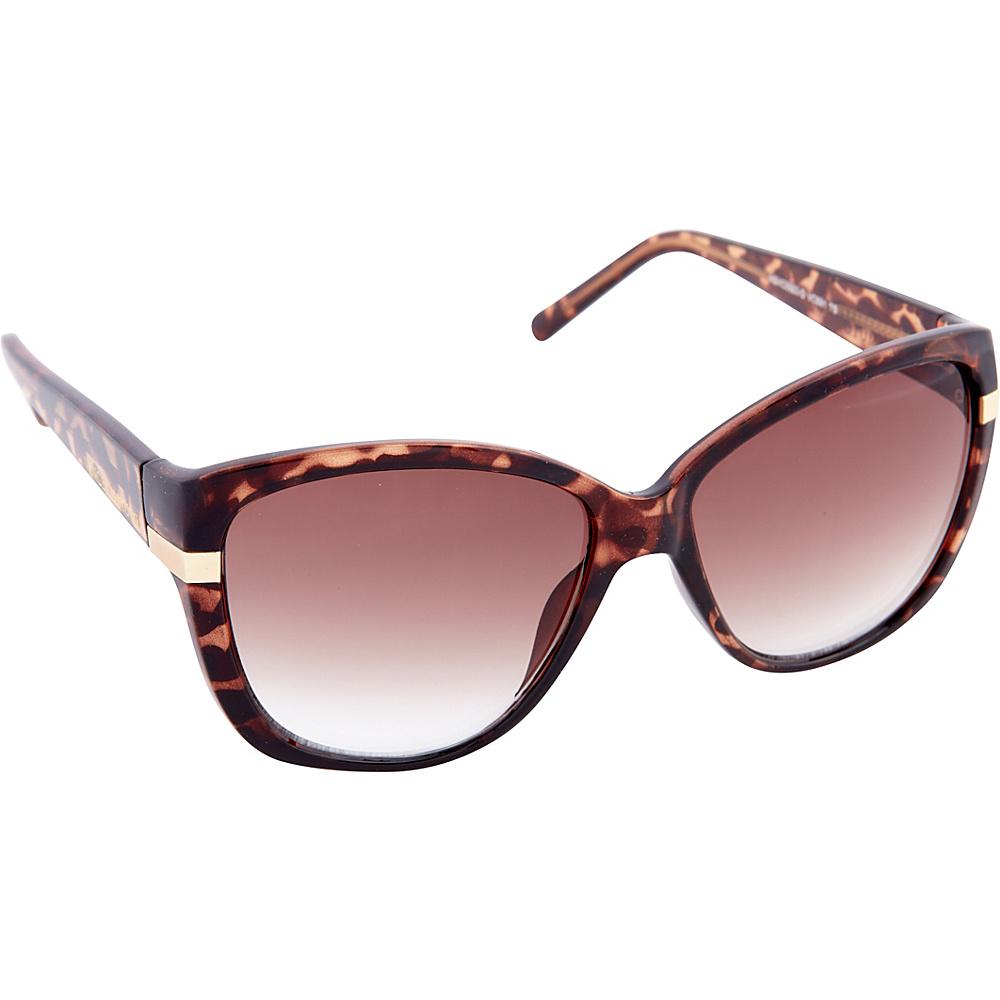 Vince Camuto Eyewear VC691 Sunglasses Tortoise Vince Camuto Eyewear Sunglasses