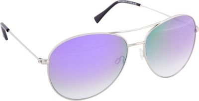Vince Camuto Eyewear VC708 Sunglasses Silver Purple - Vince Camuto Eyewear Sunglasses