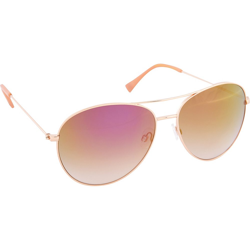 Vince Camuto Eyewear VC708 Sunglasses Rose Gold Vince Camuto Eyewear Sunglasses
