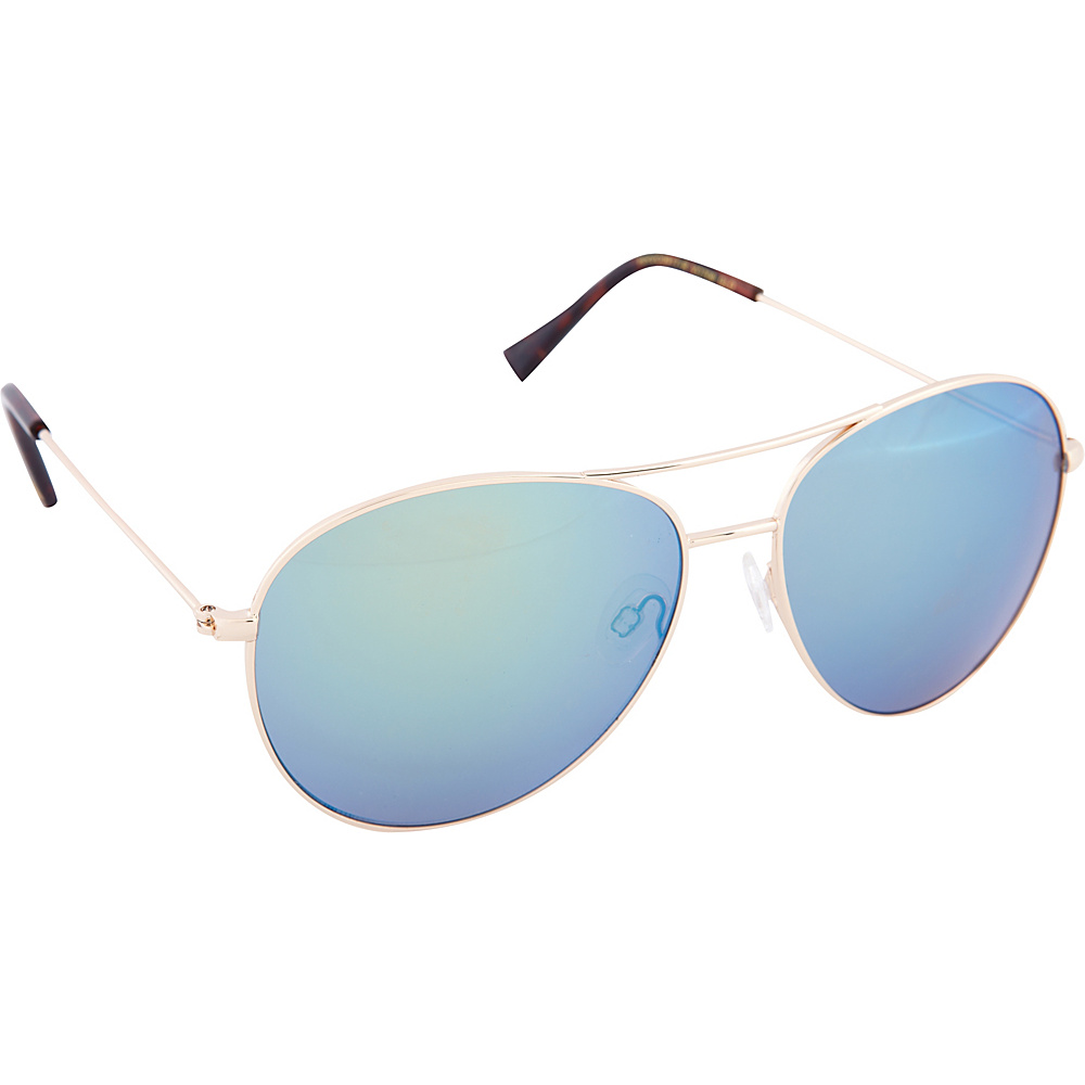 Vince Camuto Eyewear VC708 Sunglasses Gold Vince Camuto Eyewear Sunglasses