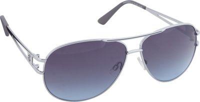 Rocawear Sunwear R1395 Men's Sunglasses Silver/Blue - Roc...