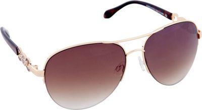 Rocawear Sunwear R565 Women's Sunglasses Gold Brown - Rocawear Sunwear Sunglasses