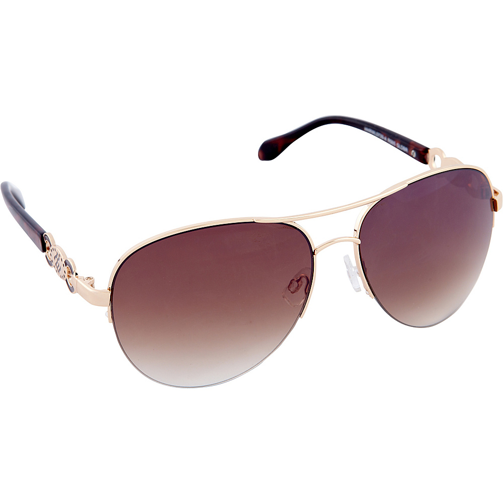 Rocawear Sunwear R565 Women s Sunglasses Gold Brown Rocawear Sunwear Sunglasses