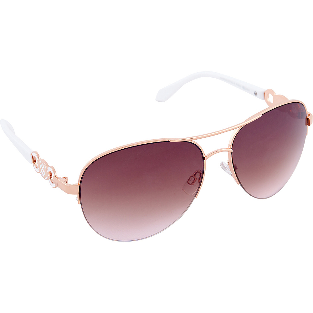 Rocawear Sunwear R565 Women s Sunglasses Rose Gold White Rocawear Sunwear Sunglasses