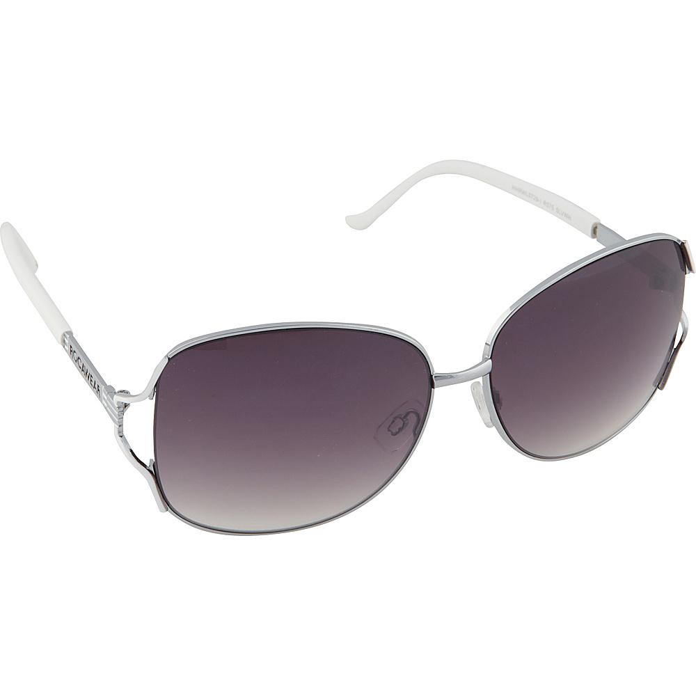 Rocawear Sunwear R575 Women s Sunglasses Silver White Rocawear Sunwear Sunglasses