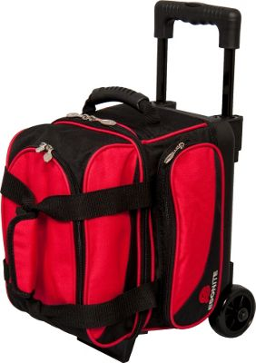 Ebonite Transport I Ball Roller Red - Ebonite Bowling Bags