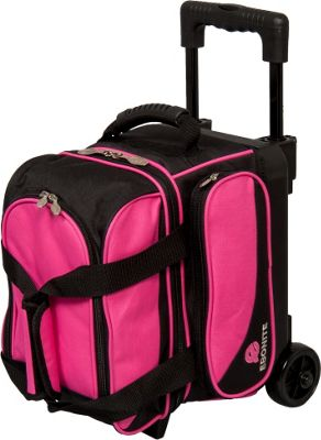 Ebonite Transport I Ball Roller Pink - Ebonite Bowling Bags