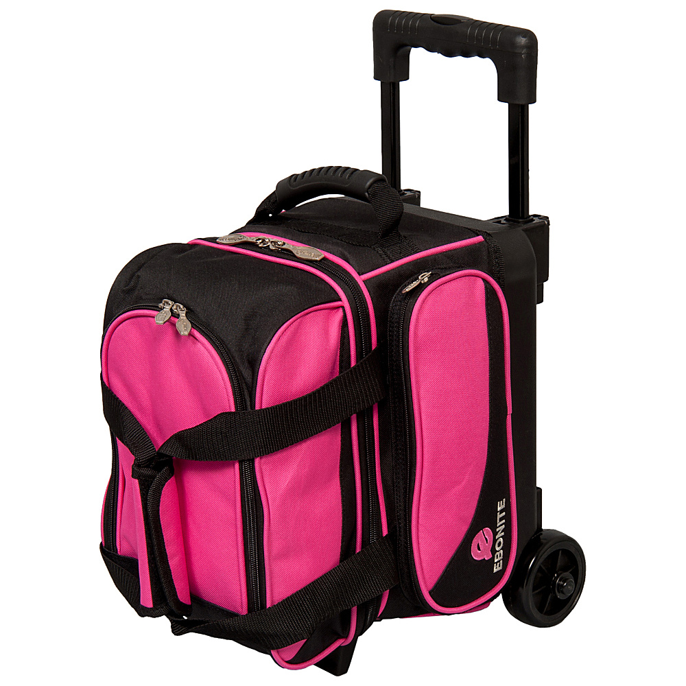 Ebonite Transport I Ball Roller Pink Ebonite Bowling Bags